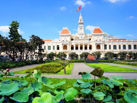 Plongeon dans la bouillonnante Saigon