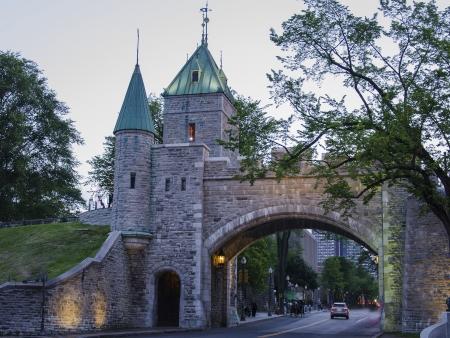 Découverte de Québec