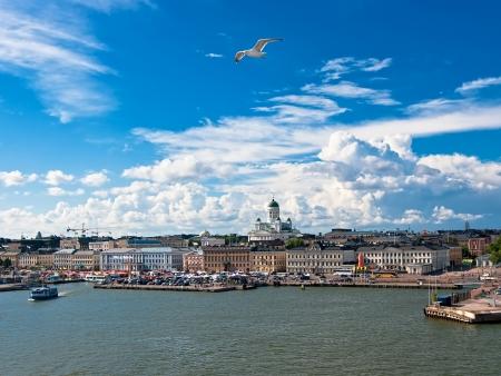 Flâneries à Helsinki