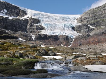 A travers les fjords, vers le plateau de Hardangervidda