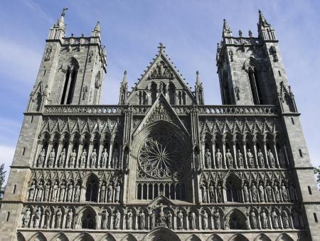 Trondheim, royale et médiévale