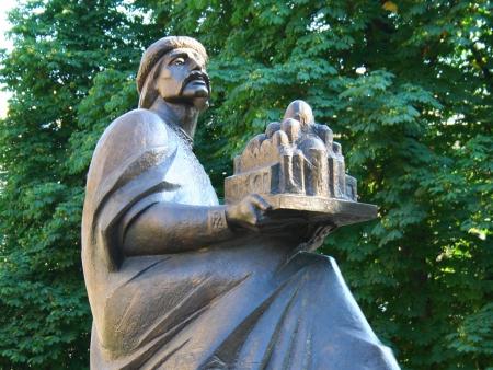 Iaroslav et ses ensembles architecturaux exceptionnels !