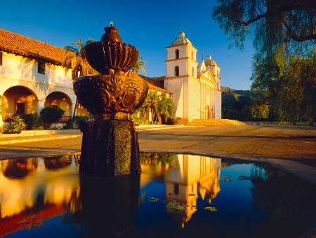 Douceur de vivre à Santa Barbara