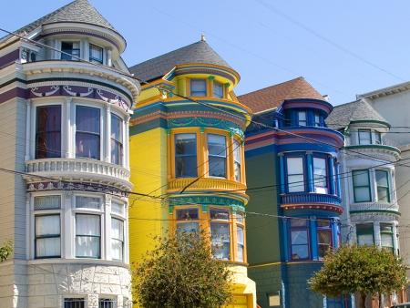 Visite de la cosmopolite San Francisco