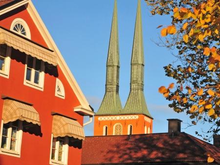 Karlskrona, cité navale du XVIIème siècle