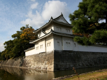 Do not miss the amazing Nijo Castle, a UNESCO World Heritage Site