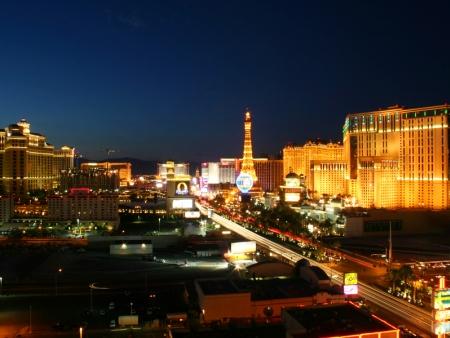 Démesure de Las Vegas