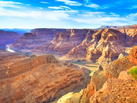 Route vers Grand Canyon