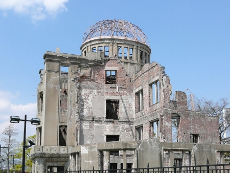 Visit the remarkable Peace Memorial Museum in Hiroshima