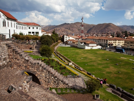 Cusco, capitale des Incas