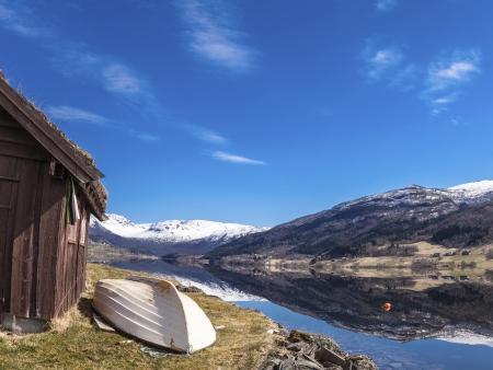 En train, vélo et bateau dans les fjords