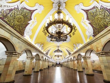 Moscou, entre tradition et modernité…