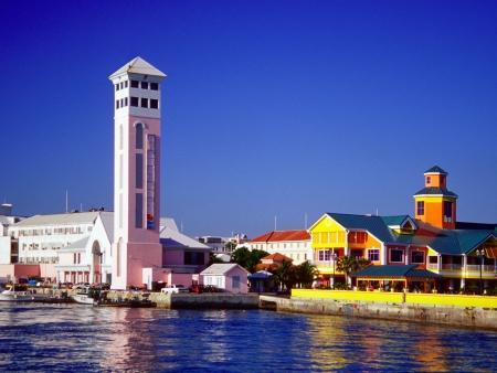 Arrivée aux Bahamas !
