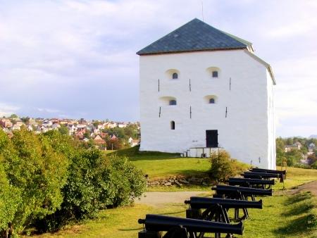 Trandheim, ancienne capitale