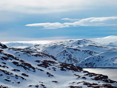 Sapmi, Terre des samis