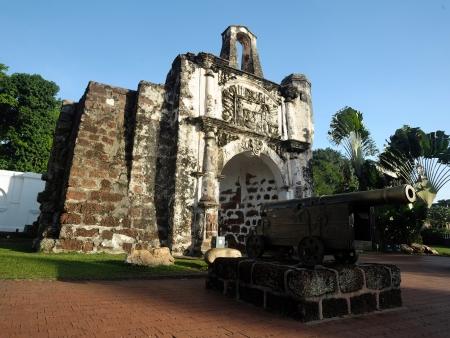Découverte de Malacca
