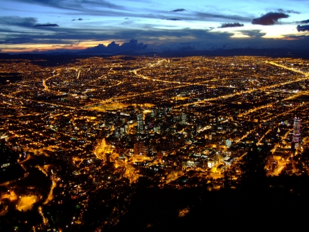 Découverte de Bogota et Départ pour Paris