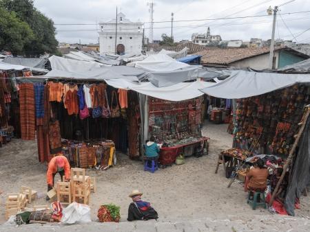 Explosion de couleurs au plus grand marché d'artisanat d'Amérique Centrale
