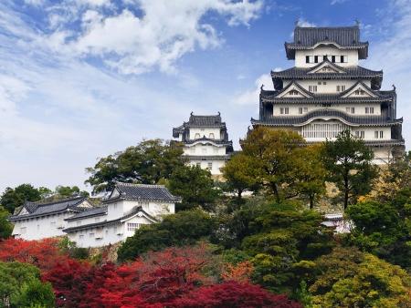 Le château d'Himeji et les canaux de Kurashiki
