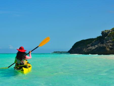 Un rêve sur les plages du Pacifique
