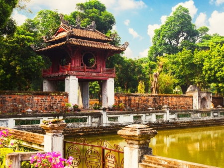 Découverte d'Hanoi