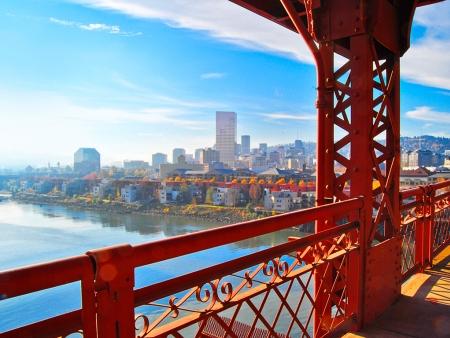 Découverte de Portland
