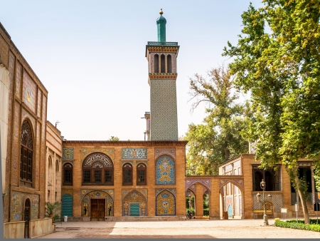 Découverte de la capitale Iranienne