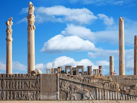 Merveilles de la Perse antique