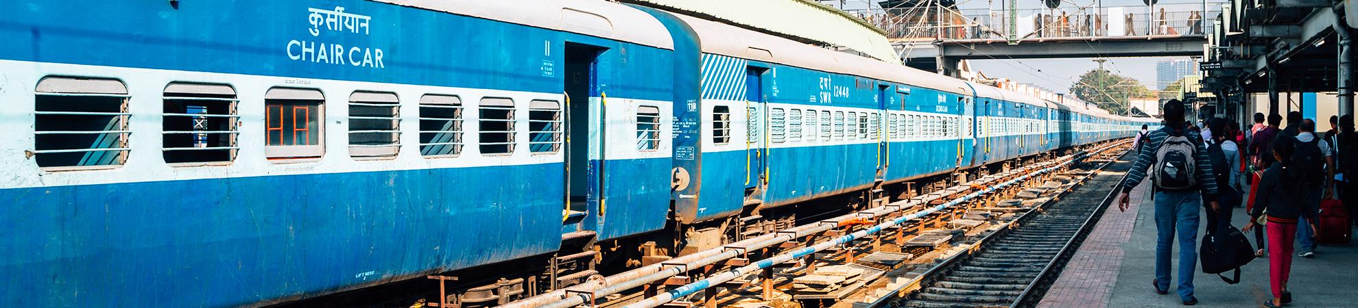 Les transports en commun en Inde
