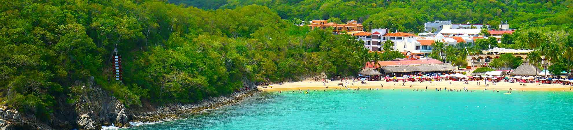 Vacances Mexique août