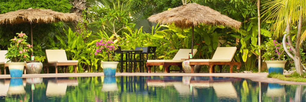 Hôtel Battambang Resort - Battambang