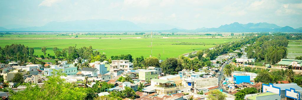 Hôtel Victoria Nui Sam - Chau Doc